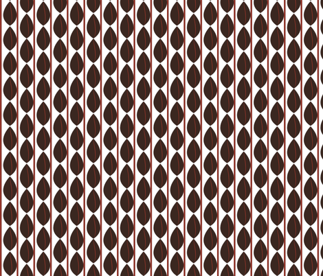 abacus-red fabric by terriaw on Spoonflower - custom fabric