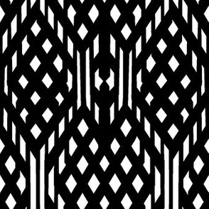 Lattice in Black