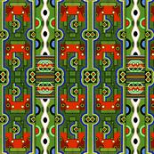 Green Scene Geometrics