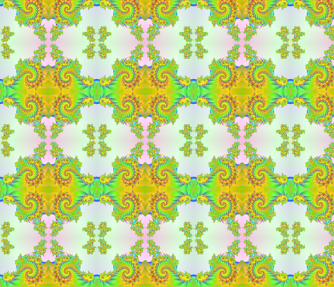 Fractal 48 fabric by anneostroff on Spoonflower - custom fabric