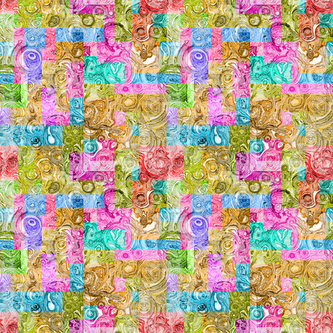 Countdown fabric by keweenawchris on Spoonflower - custom fabric