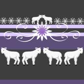 White lamb
