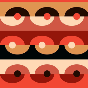 Geo-Retro-Reds