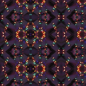 Christmas Light Pattern