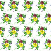 Italian Floral Motif