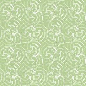 Spirals_green