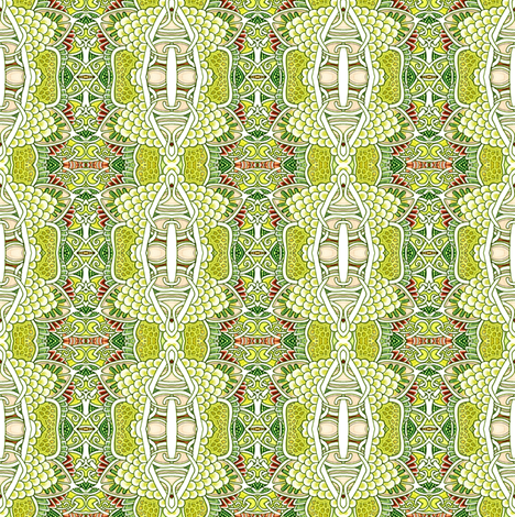 Before They Hatch fabric by edsel2084 on Spoonflower - custom fabric