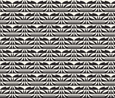 flora fabric by cepera on Spoonflower - custom fabric