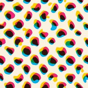 Multicolor Dot