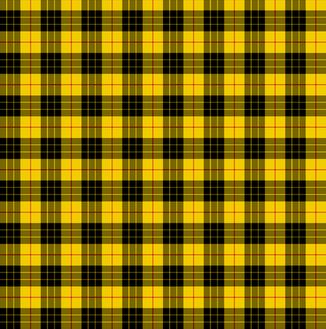 Wee Sma' MacLeod Plaid  fabric by peacoquettedesigns on Spoonflower - custom fabric