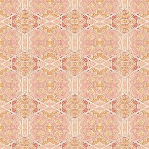 Victorian Sunshine Honeycomb