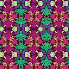Pattern 49 - Small turtles. Odette Lager Design