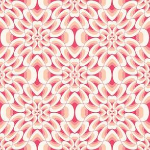 floral motif