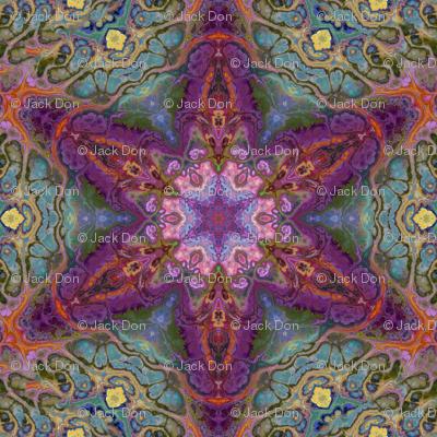 (2b2b-4a) Pink Starfish