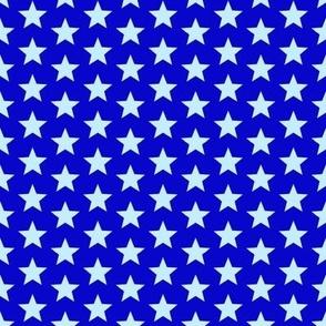 Raya's Starry Print