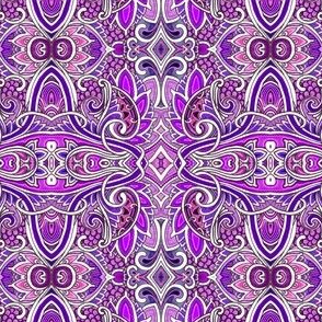 Peter Piper Picked a Purple Paisley