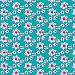 Cherry Blossom string