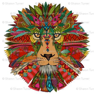 lion yard panel