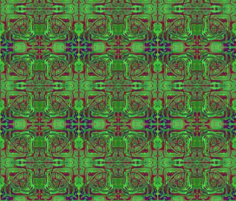 Bundled Peas fabric by guylas_coastal_creations on Spoonflower - custom fabric