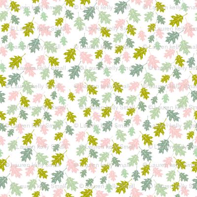 Spring Leaf Quilt 01