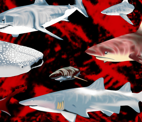R2._shark_repeat_blue__red_and_black_bg_comment_390283_preview