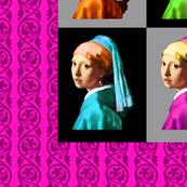 sassy pearl tote kit in pink