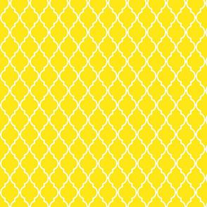 Yellow Fressia Quatrefoil-ch-ch