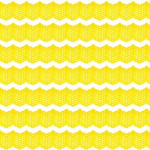 Yellow Ruffle