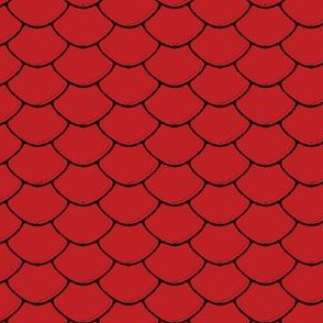 Scales Red