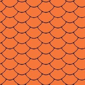 Scales Orange