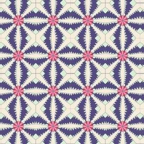 fleur quilt 1