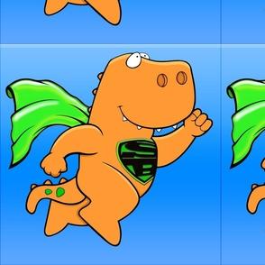Super Hero Dinosaurs