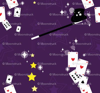 Moonstruck Magic show