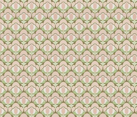 cloudyflower fabric by myracle on Spoonflower - custom fabric