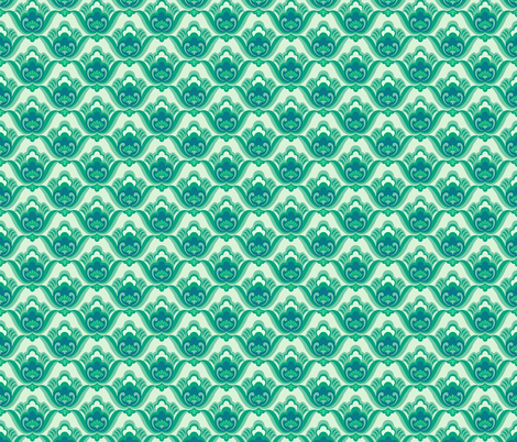 hanna fabric by myracle on Spoonflower - custom fabric