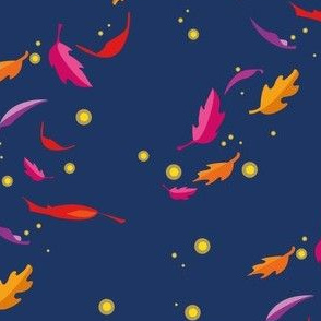 Lucioles d'automne