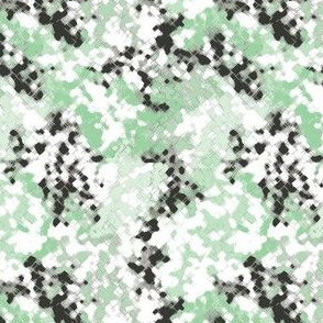 Crosshatch Seafoam