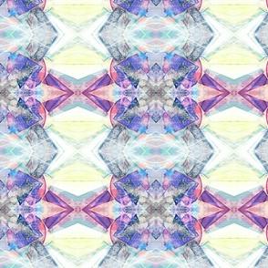 Watercolor Series - Geometric #1