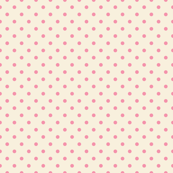 Pink Dots on Blush