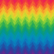 rainbow arrow stripe