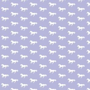White Pony Lavender