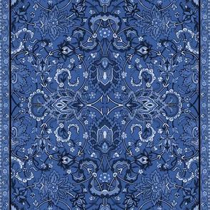 Genii Rug ~ Branni Blue