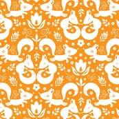 Cute_ornamental_foxes_seamless_stock_shop_thumb