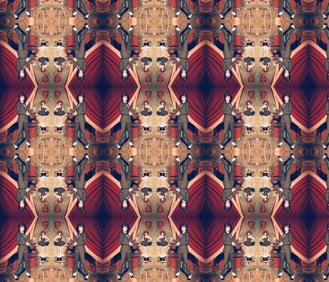 magic_show fabric by mandystahl on Spoonflower - custom fabric