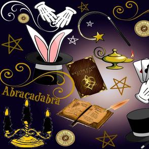 MAGICIANS BIRTHDAY