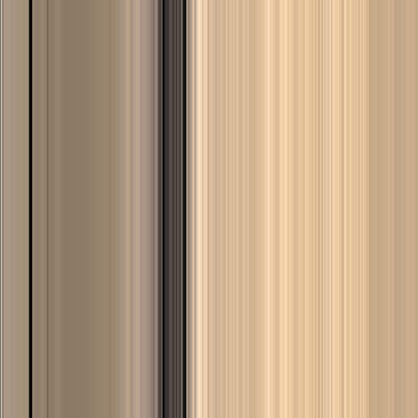 Saturn's rings vertical stripe fabric by weavingmajor on Spoonflower - custom fabric