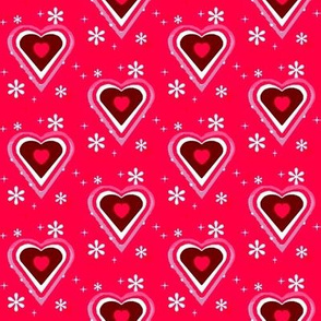 pink and white hearts 2