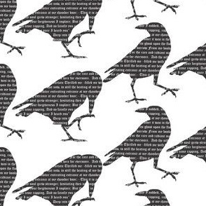 Edgar Allan Poe Ravens