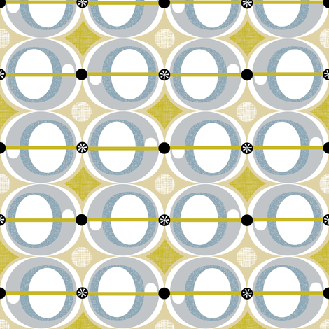 airplane-small scale fabric by ottomanbrim on Spoonflower - custom fabric