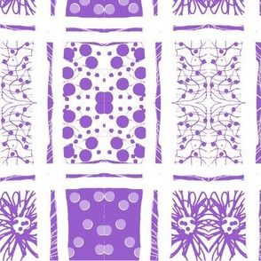 Room For A Quilt/Purple